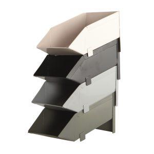 Förvaringslåda grön/ Storage drawers, House Doctor